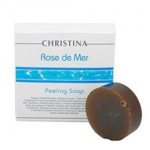 Мыльный пилинг Роз де Мер, 1 штука, 50 мл / Rose de Mer Soap Peel, 50 ml