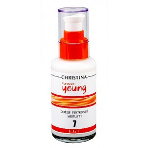 Омолаживающая сыворотка-концентрат (шаг 7), 100 мл / Forever Young Total Renewal Serum, 100 ml