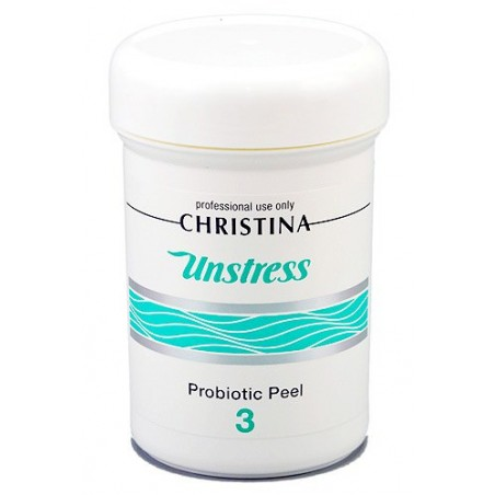 Пробиотический пилинг (шаг 3), 250 мл / Unstress Probiotic Peel, 250 ml