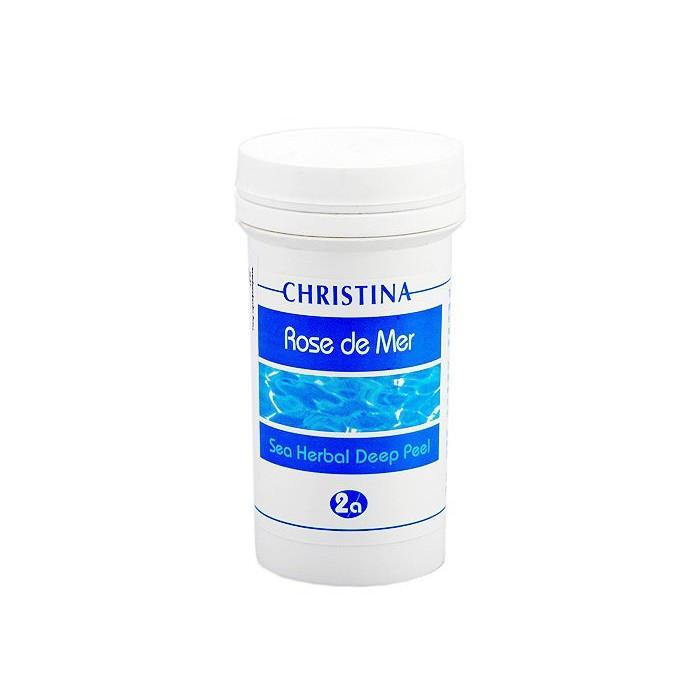 Пилинг (порошок) Rose de Mer (шаг 2а, вариант 1), 100 мл / Rose de Mer Sea Herbal Deep Peel, 100 ml