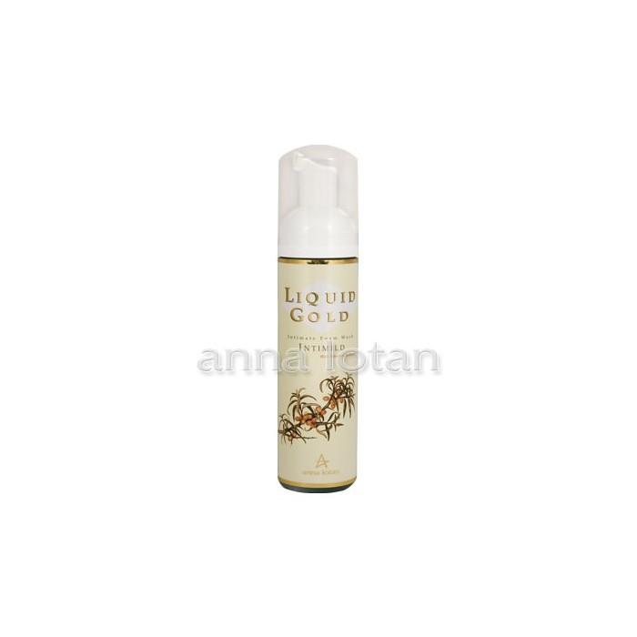 Нежная пена для интимной гигиены, 50 мл / Liquid Gold Intimild Foam Wash, 50 ml