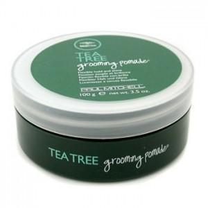 Блескообразующая помада эластичной фиксации, 100 мл / Tea Tree Grooming Pomade, 100 ml