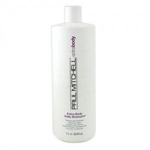 Объемообразующий шампунь для ежедневного применения 1000 мл / Extra-Body Daily Shampoo 1000 ml