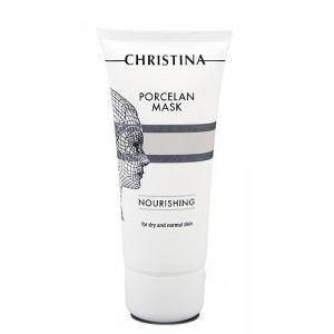 """Питательная фарфоровая маска """"Порцелан"""" для сухой и нормальной кожи, 60 мл / Porcelan Nourishing Porcelan Mask, 60 ml"""