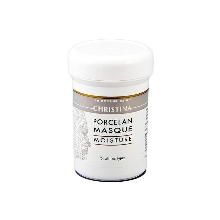 """Увлажняющая фарфоровая маска """"Порцелан"""" для всех типов кожи, 250 мл / Porcelan Moisture Porcelan Mask, 250 ml"""