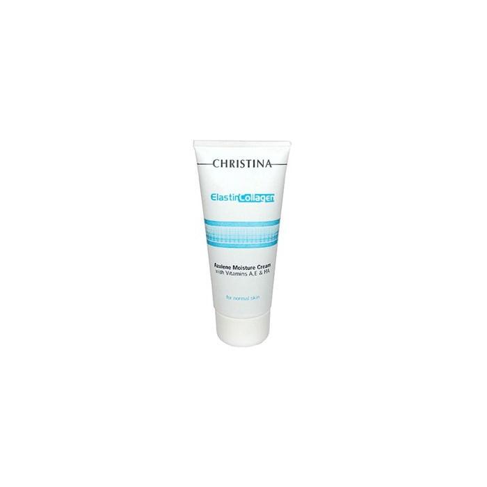 Увлажняющий азуленовый крем с коллагеном и эластином, 100 мл / Elastin Collagen Azulene Moisture Cream, 100 ml