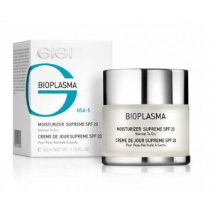 Увлажняющий крем для сухой кожи SPF 20, 200 мл / Moist Supreme SPF 20, 200 ml