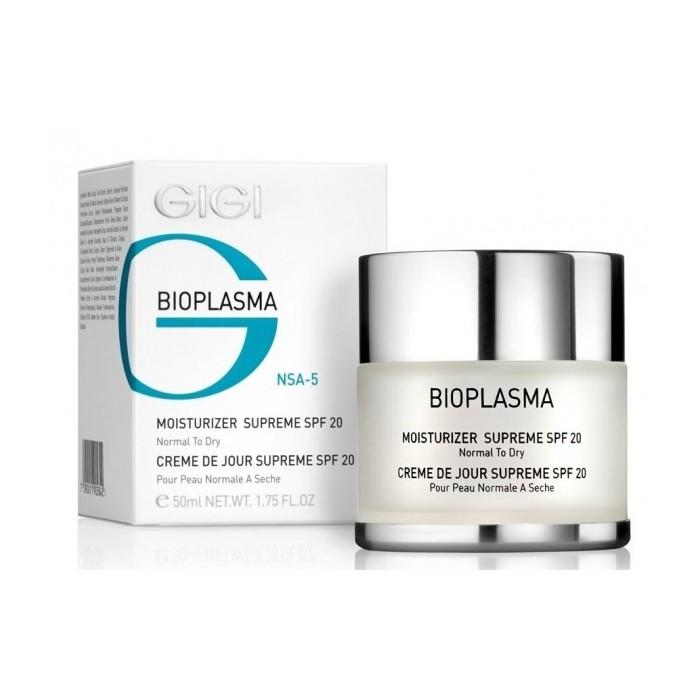 Увлажняющий крем для сухой кожи SPF 20, 50 мл / Moist Supreme SPF 20, 50 ml