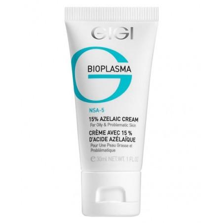 Крем с 15% азелаиновой кислотой, 30 мл / Bioplazma cream Azilay, 30 ml