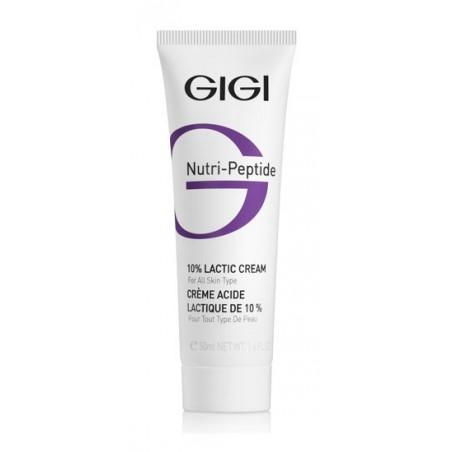 Крем пептидный с 10% молочной кислотой, 50 мл / Nutri peptide 10% lactic cream, 50 ml