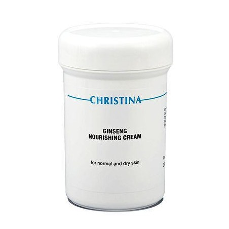 Питательный крем с экстрактом женьшеня для нормальной и сухой кожи, 250 мл / Ginseng Nourishing Cream, 250 ml