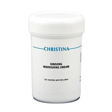 Питательный крем с экстрактом женьшеня для нормальной и сухой кожи, 250 мл / Ginseng Nourishing Cream, 250ml