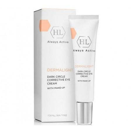 Корректирующий крем для век с тоном, 15 мл / Dark circle corrective eye cream with make up, 15 ml