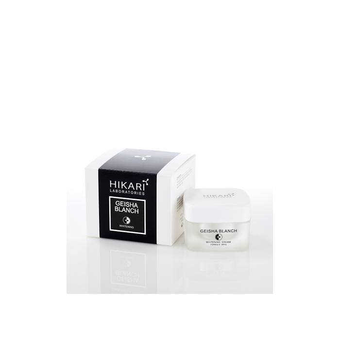 Дневной отбеливающий крем, 25 мл / Geisha Blanch cream, 25 ml