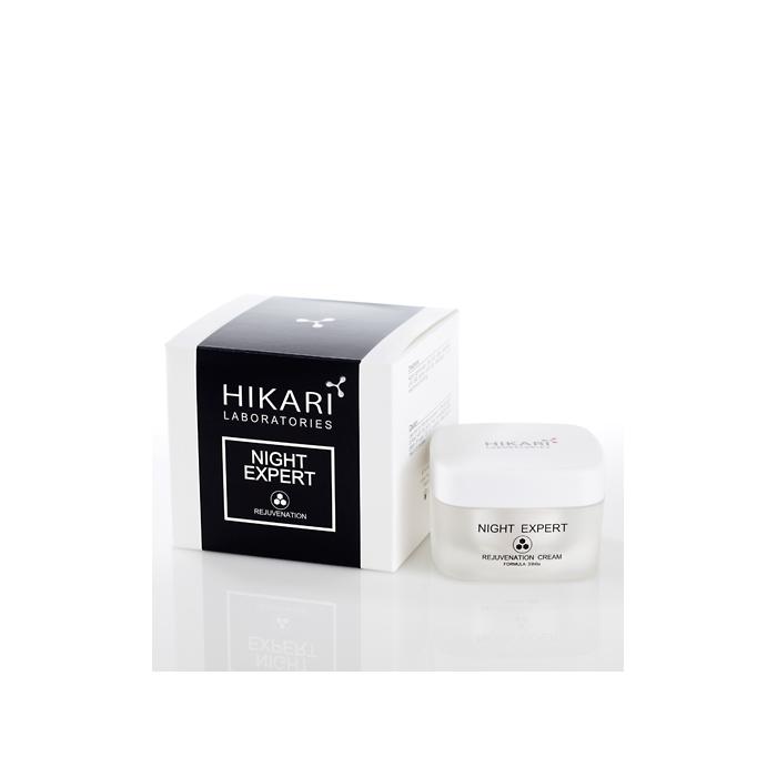Ночной крем для жирной кожи, 50 мл / Night Expert cream for oily skin, 50 ml