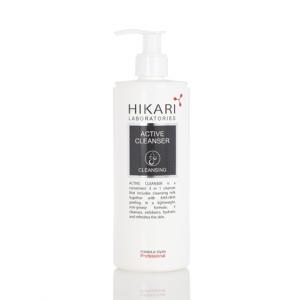 Очистительный гель на основе кислот с витамином С, 500 мл / ACTIVE Cleanser, 500 ml