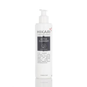 Очистительный гель на основе кислот с витамином С, 250 мл / ACTIVE Cleanser, 250 ml
