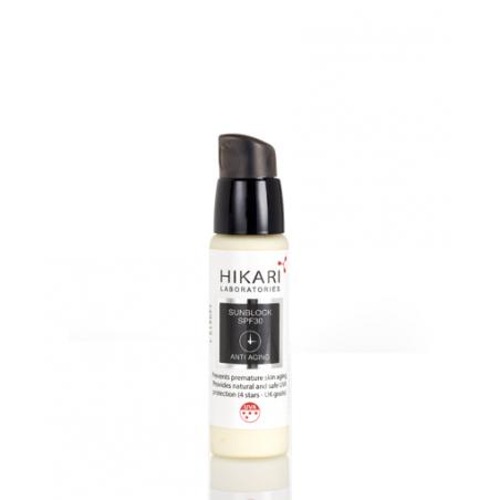 Солнцезащитный крем с защитой SPF 30, 30 мл / SunBlock SPF 30, 30 ml
