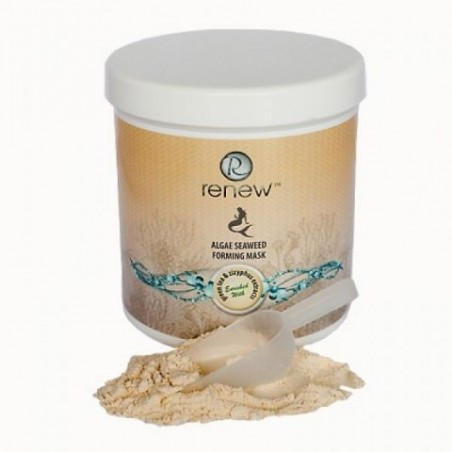 Маска с экстрактами зеленого чая и китайского финика, 500 мл / Algae Sea Weed Forming Mask with green tea, 500 ml
