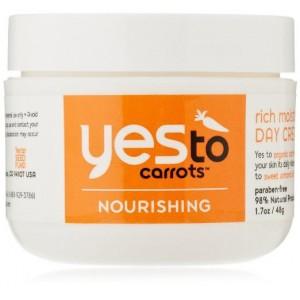 Увлажняющий крем с морковкой для нормальной и сухой кожи 250 мл / Moisturizing cream carrot  for normal to dry skin 250 ml