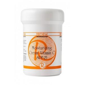 Увлажняющий крем с витамином С, 250 мл / Moisturizing Cream Vitamin C SPF-25, 250 ml