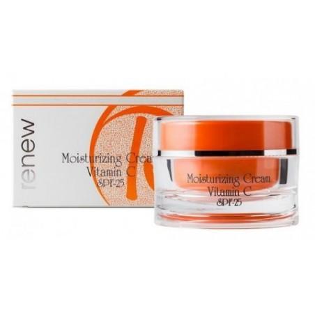 Увлажняющий крем с витамином С, 50 мл / Moisturizing Cream Vitamin C SPF-25, 50 ml