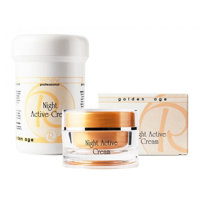 Активный ночной крем,  250 мл / Nigth Active Cream, 250 ml
