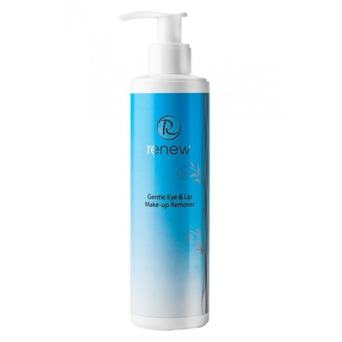 Мягкое средство для снятия макияжа с глаз и губ, 250 мл / Gentle Eye & Lip Make-up Remover, 250 ml