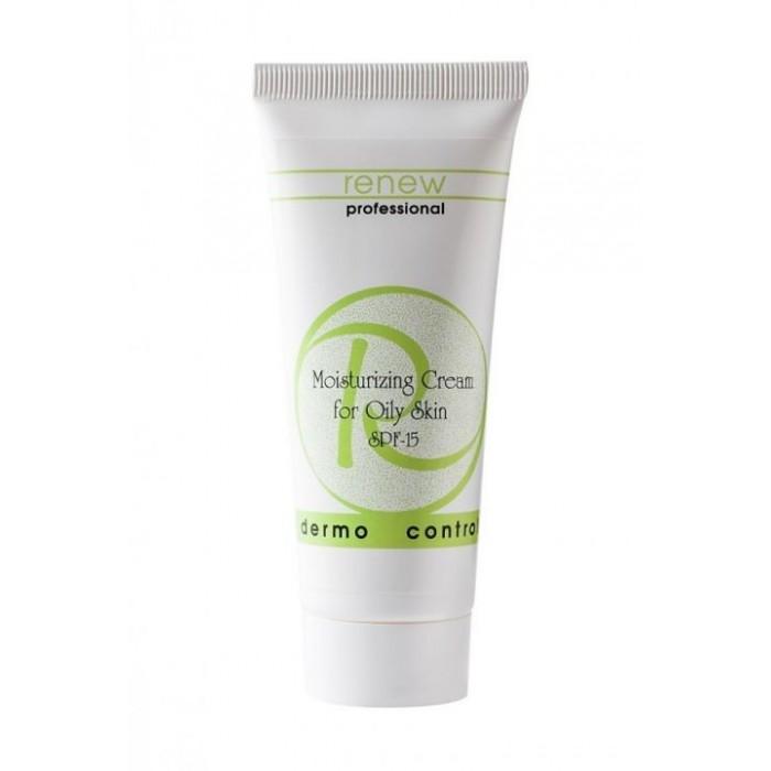Увлажняющий крем для жирной и проблемной кожи SPF-15, 70 мл / Moisturizing Cream for Oily & Problem Skin SPF-15, 70 ml