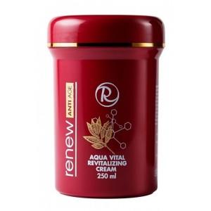 Антивозрастной солнцезащитный увлажняющий крем, 250 мл / Aqua Vital Revitalizing Cream, 250 ml