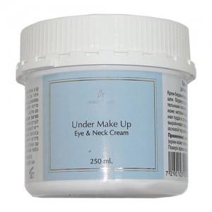 Крем под макияж для век и шеи, 250 мл / Under Make Up Eye & Neck Cream, 250 ml