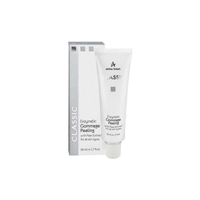 Энзимный пиллинг-гомаж с экстрактом жемчуга, 50 мл / Enzymatic Gommage Peeling With Pearl Extract, 50 ml