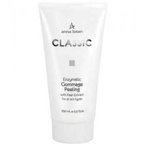 Энзимный пиллинг-гомаж с экстрактом жемчуга, 150 мл / Enzymatic Gommage Peeling With Pearl Extract, 150 ml