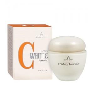 Осветляющий крем SPF 15, 50 мл / C White Formula SPF 15, 50 ml