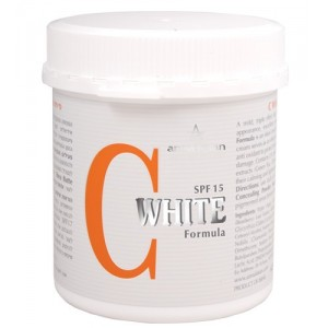 Осветляющий крем SPF 15, 625 мл / C White Formula SPF 15, 625 ml