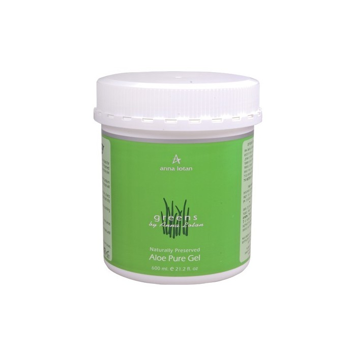 Гель Алоэ-вера без консервантов, 600 мл / Aloe Pure Natural Gel, 600 ml