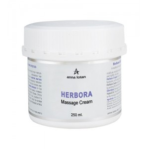 Массажный крем Гербора-80, 250 мл / Herbora 80 Treatment Massege Cream, 250 ml