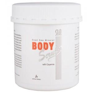 Минеральный скраб для тела, 625 мл / Dead Sea Mineral Body Scrub, 625 ml