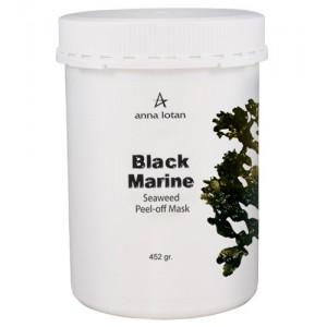 Отшелушивающая маска на водорослях 452 мл / Black Marine Seaweed Peel -Off Mask 452 ml