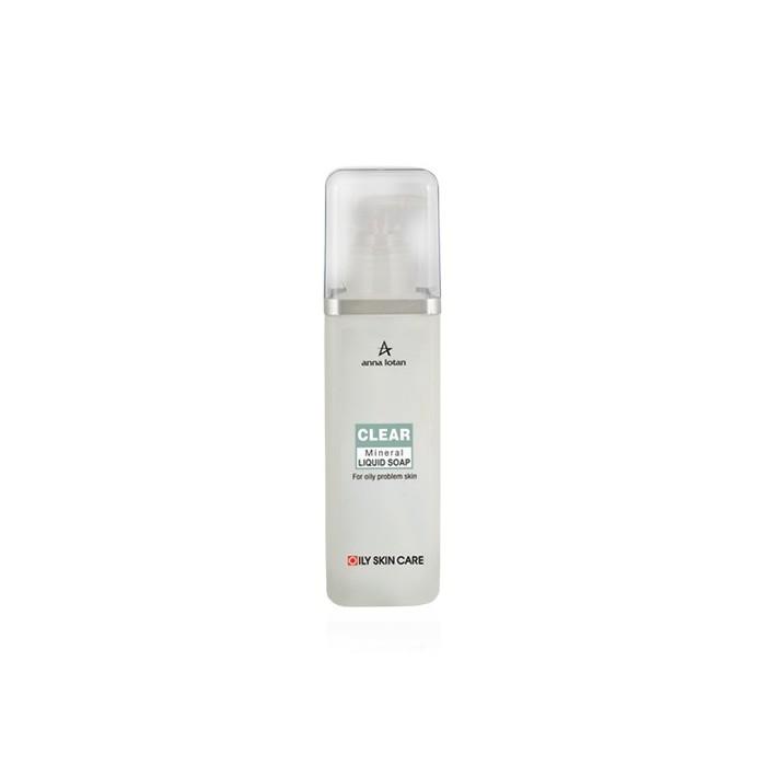 Гигиеническое минеральное мыло, 200 мл / Mineral Liquid Soap, 200 ml
