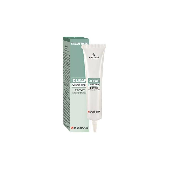 Крем-маска Провит, 40 мл / Provit Cream Mask, 40 ml