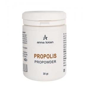 Антисептическая пудра с прополисом, 30 мл / Propolis propowder, 30 ml