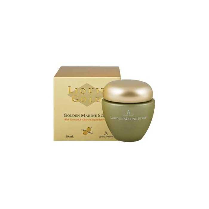 Золотой пилинг с морскими водорослям, 30 мл / Golden Marine Scrub, 30 ml