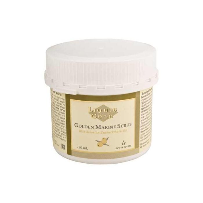 Золотой пилинг с морскими водорослям, 250 мл / Golden Marine Scrub, 250 ml