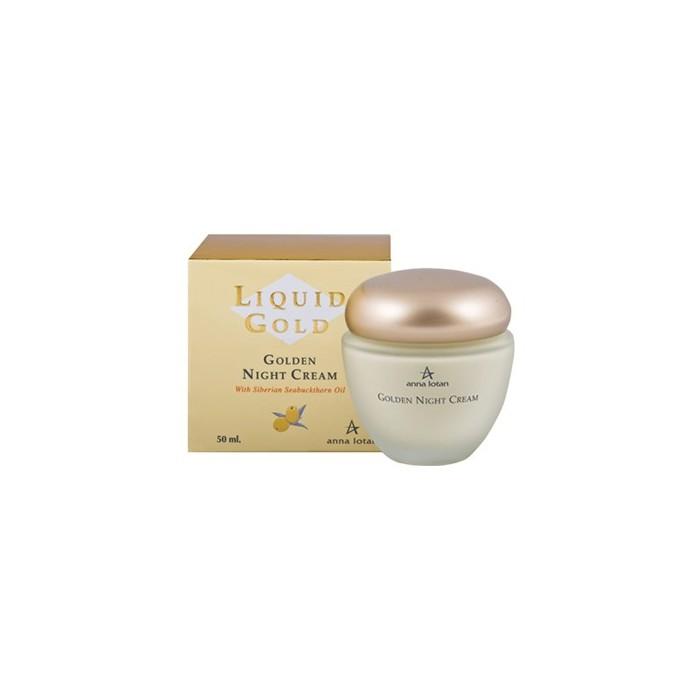 Золотой ночной крем, 50 мл / Golden Night Cream, 50 ml