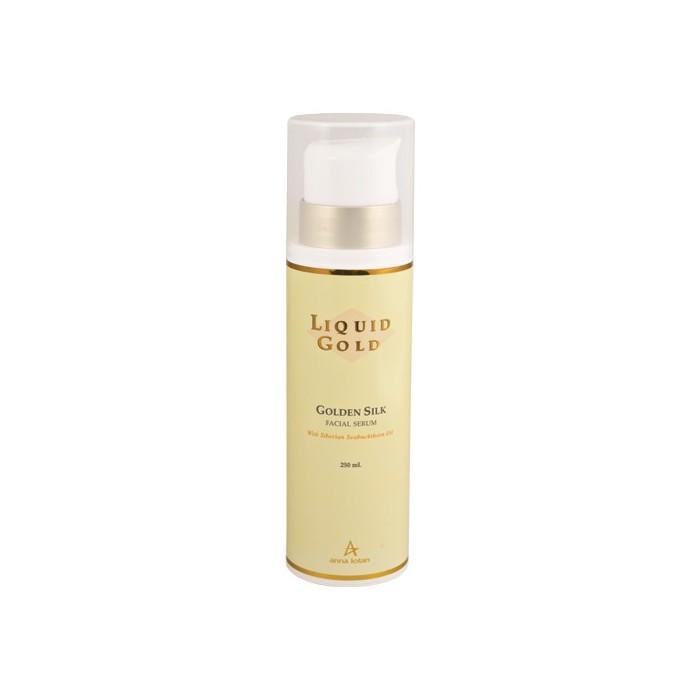 Эмульсия для лица Золотой шелк, 250 мл / Golden Silk Facial Serum, 250 ml