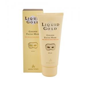 Золотая маска для лица, 60 мл / Golden Facial Mask, 60 ml