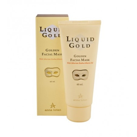 Золотая маска для лица, 60 мл / Golden Facial Mask, 60 ml