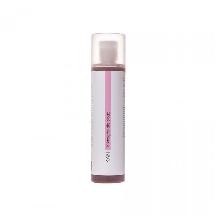 Гранатовое мыло, 250 мл / Pomegranate liquid soap, 250 ml