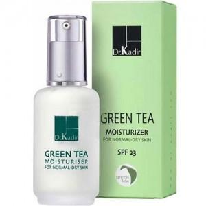 Увлажняющий крем для нормальной - сухой кожи  50 мл / Geen Tea Moisturizer for dry skin 50 ml